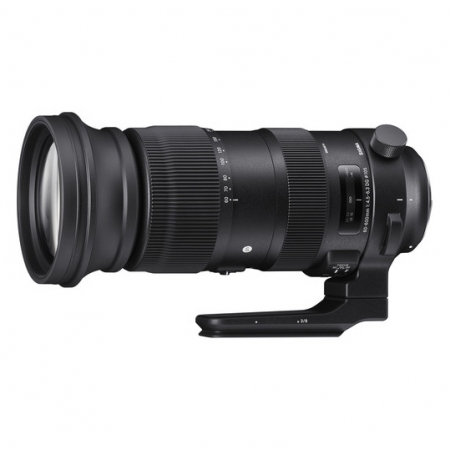 Sigma 60-600mm f/4.5-6.3 DG OS HSM Sports za Nikon