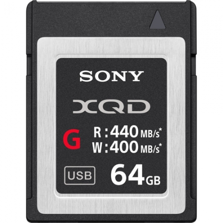 Sony 64GB G Series XQD