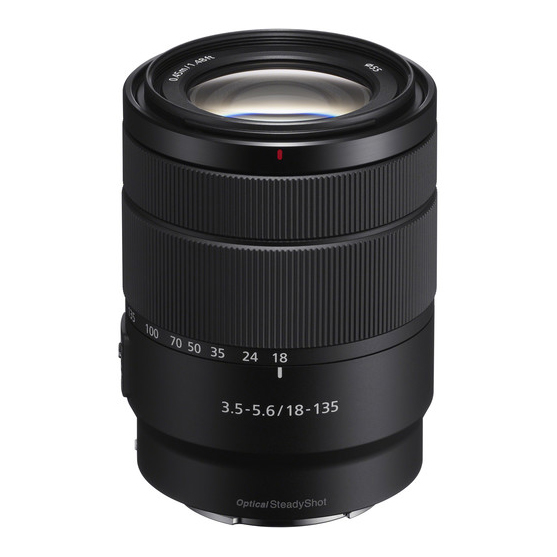 Sony E 18-135mm f/3.5-5.6 OSS - 2