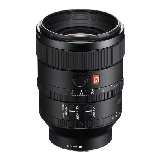 Sony FE 100mm f/2.8 STF GM OSS - 2