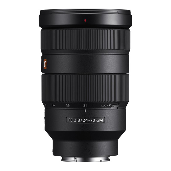 Sony FE 24-70mm f/2.8 GM - 2