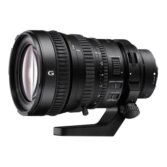 Sony FE PZ 28-135mm f/4 G OSS - 3