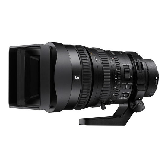 Sony FE PZ 28-135mm f/4 G OSS - 2