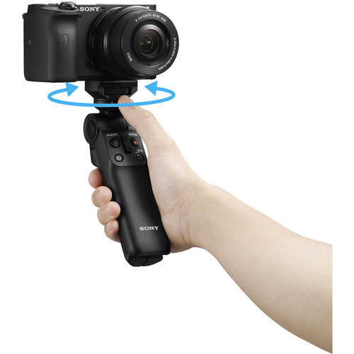 Sony GP-VPT2BT Wireless Shooting Grip - 4