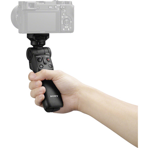 Sony GP-VPT2BT Wireless Shooting Grip - 9