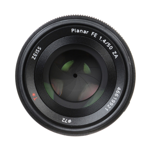 Sony Zeiss Planar T* FE 50mm f/1.4 ZA - 2