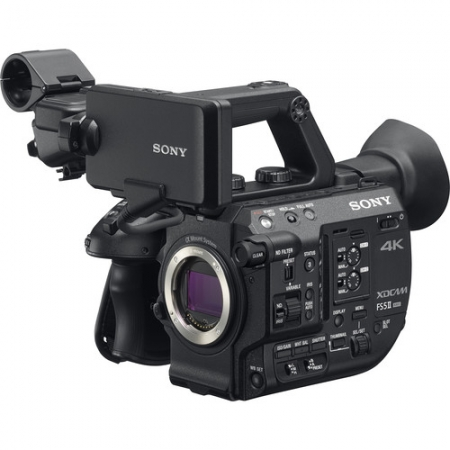 Sony PXW-FS5M2 4K XDCAM Super 35mm