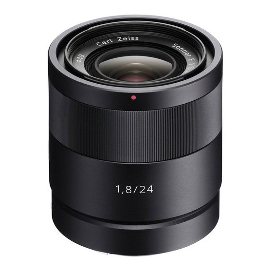 Sony Zeiss Sonnar 24mm f/1.8 - 1