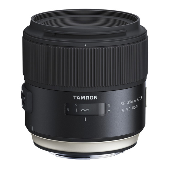Tamron SP 35mm f/1.8 Di VC USD za Canon - 1