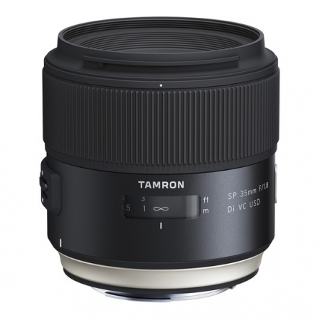 Tamron SP 35mm f/1.8 Di VC USD za Canon