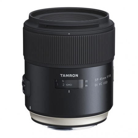 Tamron SP 45mm f/1.8 Di VC USD za Canon