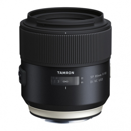 Tamron SP 85mm f/1.8 Di VC USD za Canon