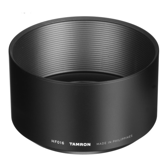 Tamron SP 85mm f/1.8 Di VC USD za Nikon - 1