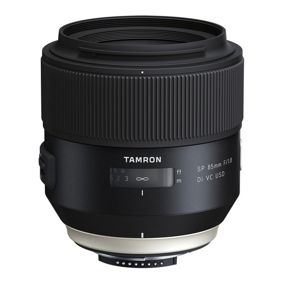 Tamron SP 85mm f/1.8 Di VC USD za Nikon - 2