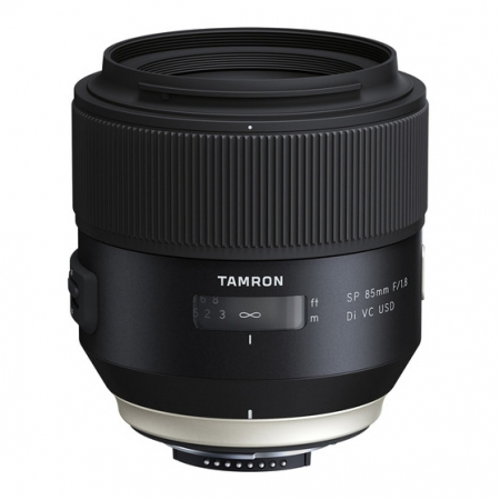 Tamron SP 85mm f/1.8 Di VC USD za Nikon