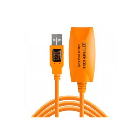 Tether Tools CU1917 Pro USB 2.0 to USB Female Active Extension