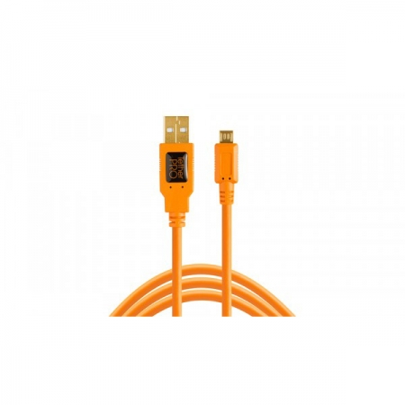 Tether Tools Pro USB 2.0 to Micro-B 5-pin CU5430ORG