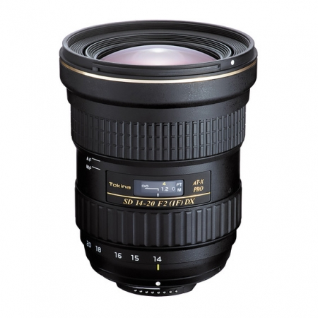 Tokina AT-X 14-20mm f/2 PRO DX za Canon EF