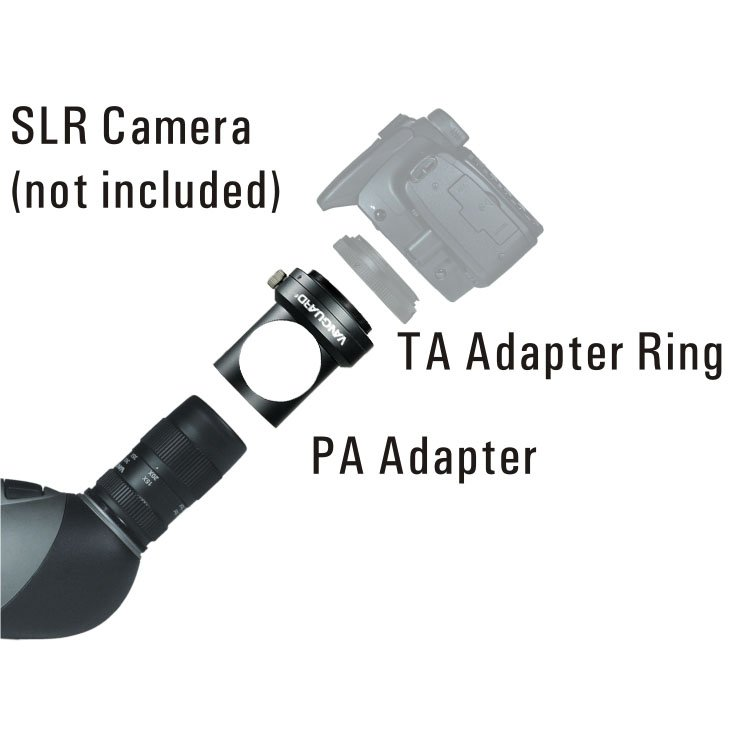 Vanguard PA-110 adapter za dSLR - 2