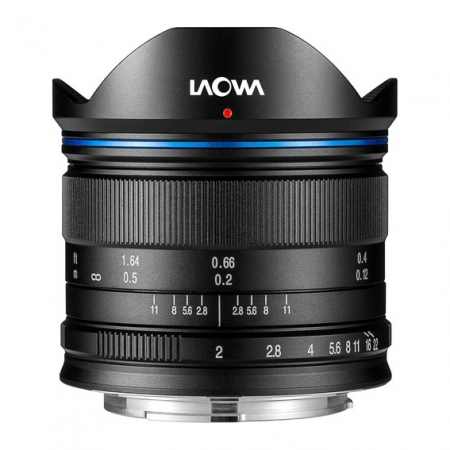 Laowa 7.5mm f/2 MFT (za Micro Four Thirds)