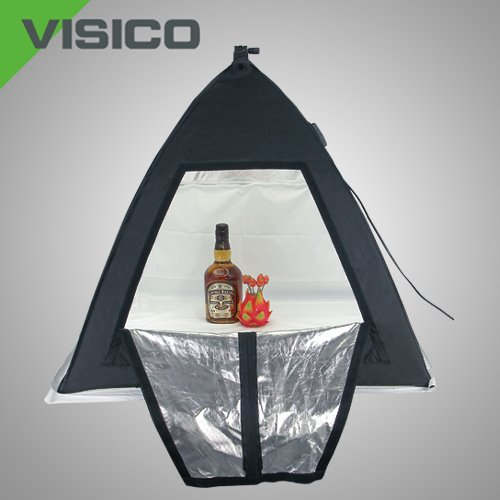 Visico EB-075 multi feature softbox 75x75cm - 1