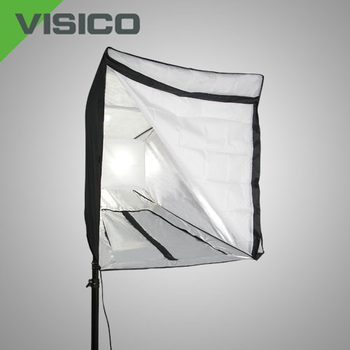 Visico EB-075 multi feature softbox 75x75cm - 2