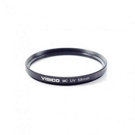 Visico UV 52mm MC (multi coated)