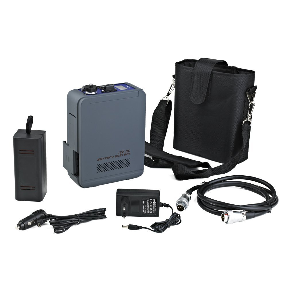 Visico VL-400P PLUS AC/DC power pack kit - 2