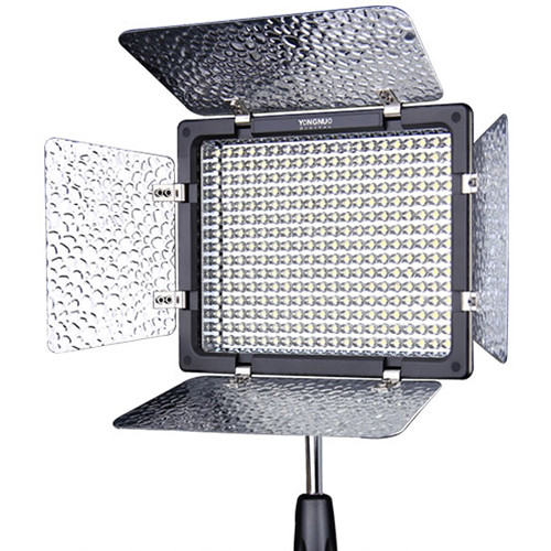Yongnuo YN-300 III LED Variable-Color On-Camera Light - 1