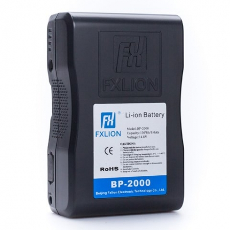 Discovery BP-2000 V-MOUNT BATTERY